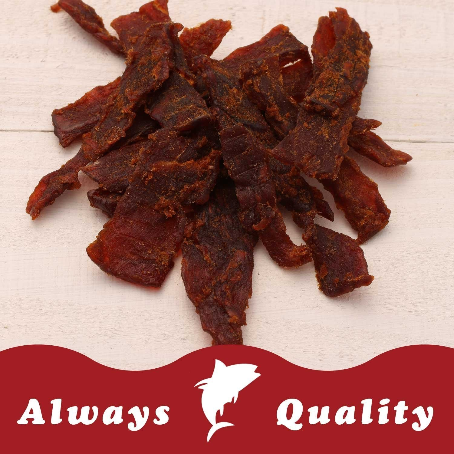 Wild Ahi Tuna Jerky - Spicy