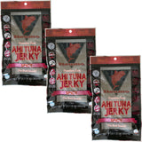 Wild Ahi Tuna Jerky - Spicy (3 Packs)
