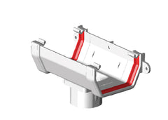 Freefoam Freeflow SQUARE Guttering and Fittings