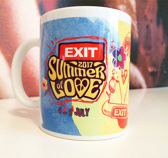 CUP SUMMER OF LOVE