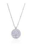 Tree of Life Necklace (Silver)