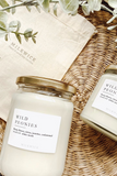 Wild Peonies Soy Candle