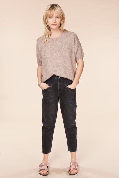 The Helix Crop Jean Night Bound / Current Elliott