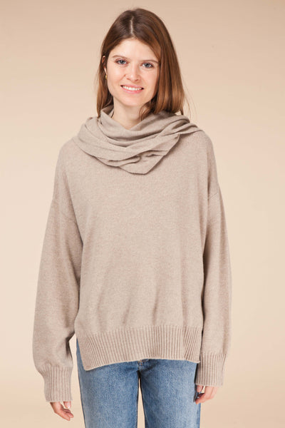 Scarves Sweater SPANO / Loulou Studio