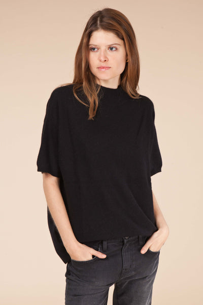 Short Sleeves Sweater PERTUSATO / Loulou Studio