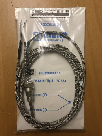 Toper Thermocouple (Twin Tail)