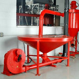 Toper Pneumatic Loader for 60kg coffee roasters