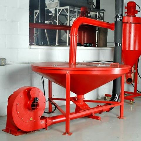 Toper Pneumatic Loader for 15kg, 20kg and 30kg Roasters