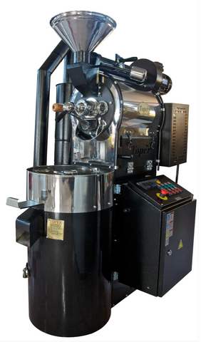 Toper 5kg Gas or Electrically Heated Coffee Roaster – Toper