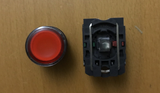 Toper Control Push Button Red