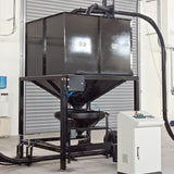 Industrial Coffee Bean Silo - 200kg