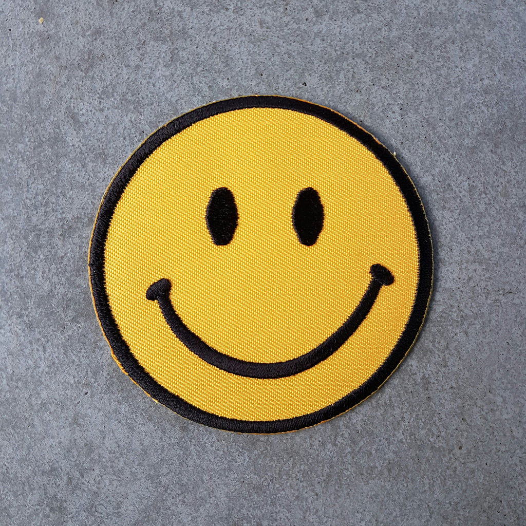 "Patch ""Smiley"""