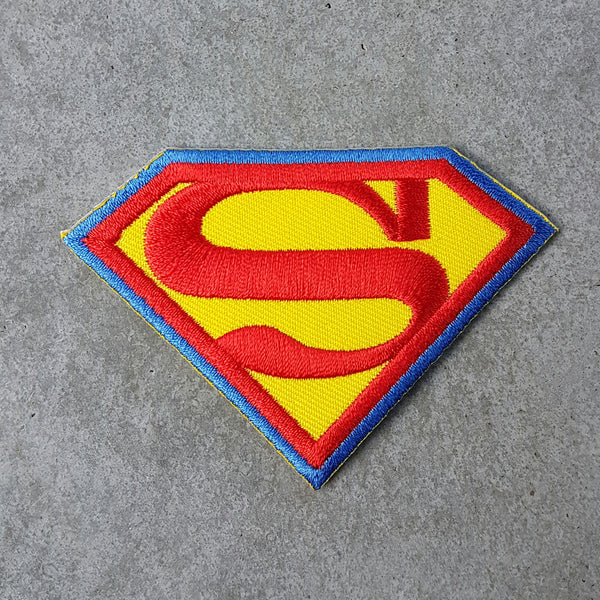 "Patch ""Superman"""