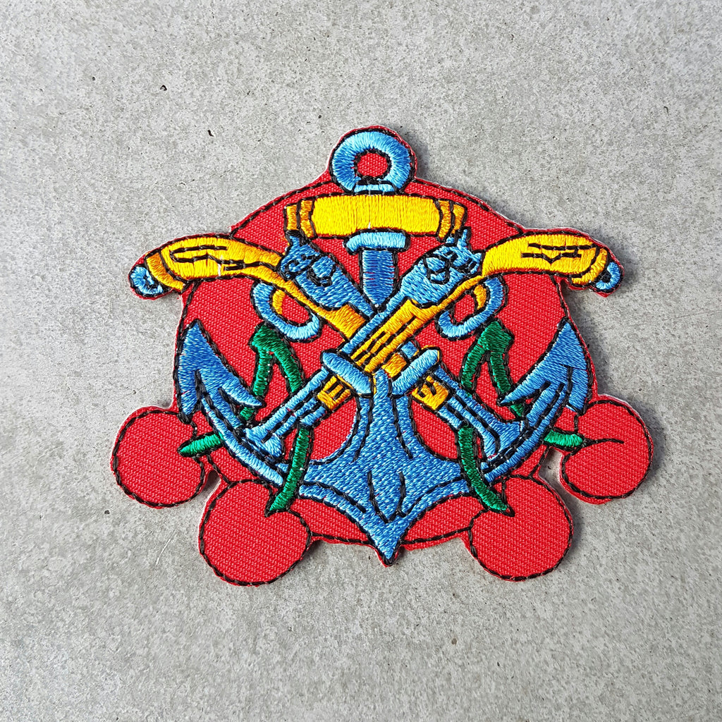 "Patch ""cherry"""