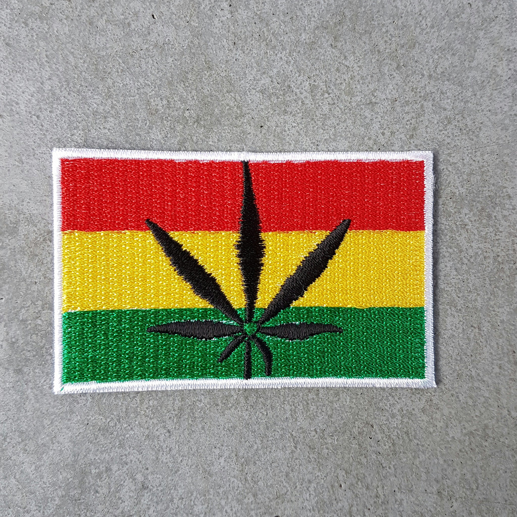 "Patch ""Rasta"""