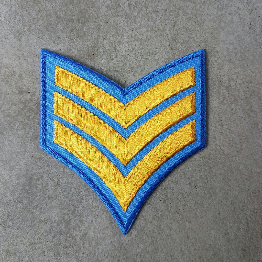 "Patch ""Army"""