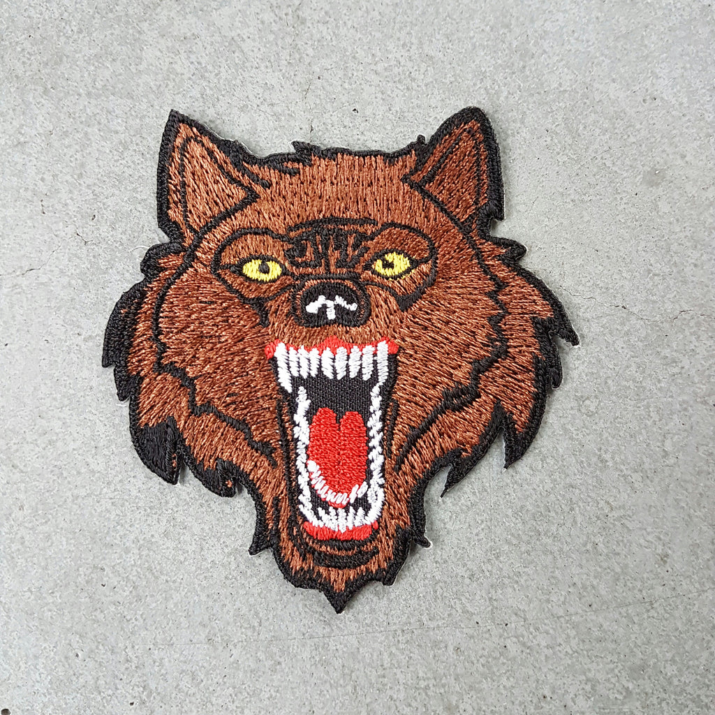 "Patch ""wolf"""