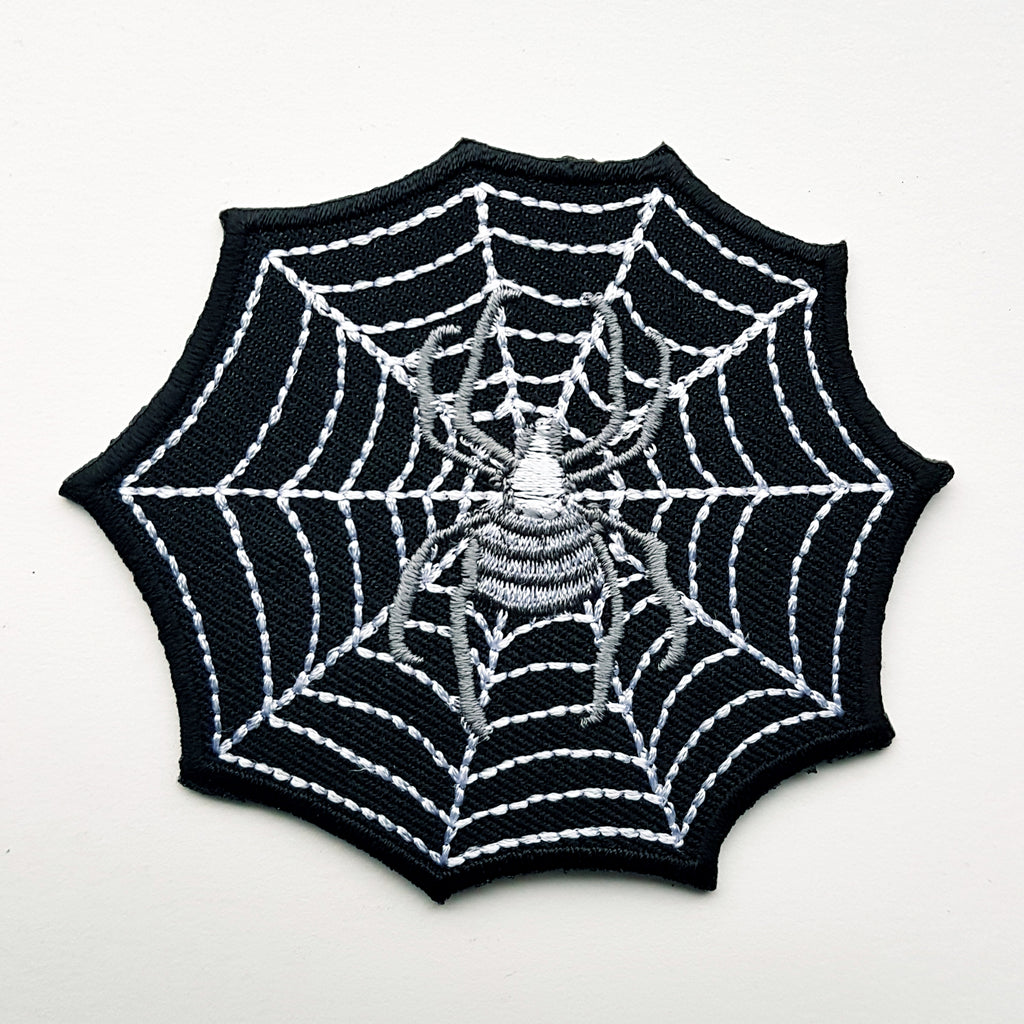 "Patch ""spinneweb"""