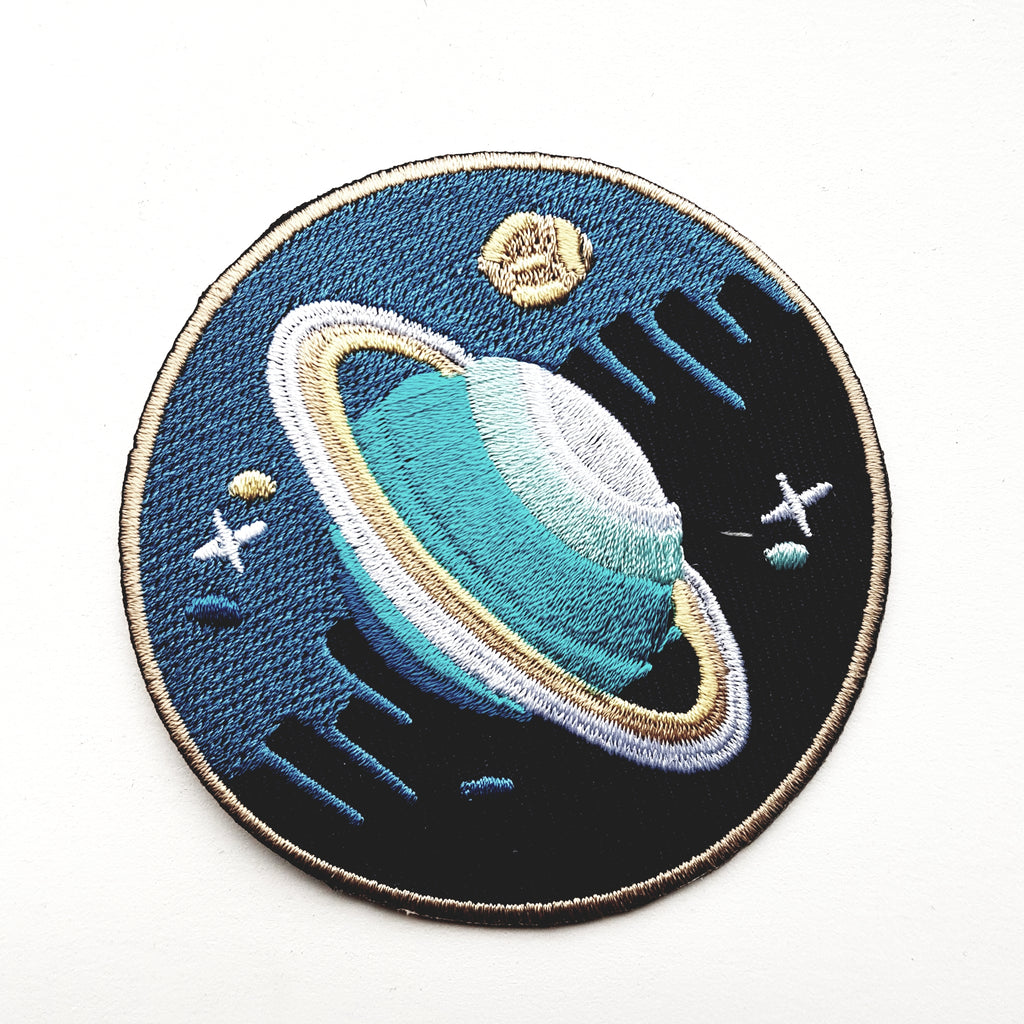 "Patch ""space"""