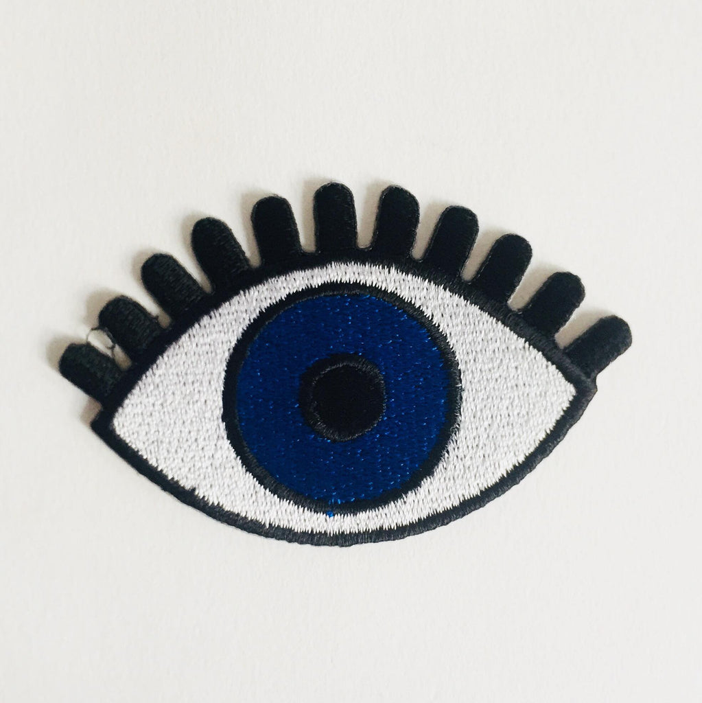 "Patch ""evil eye"""