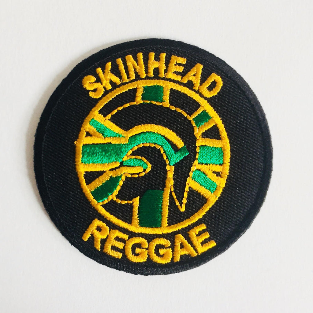 Patch 'skinhead reggae'