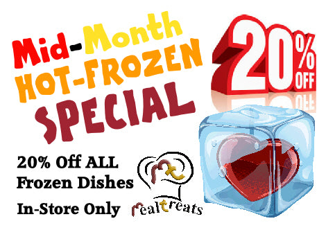 Mealtreats Mid-Month In-Store Special