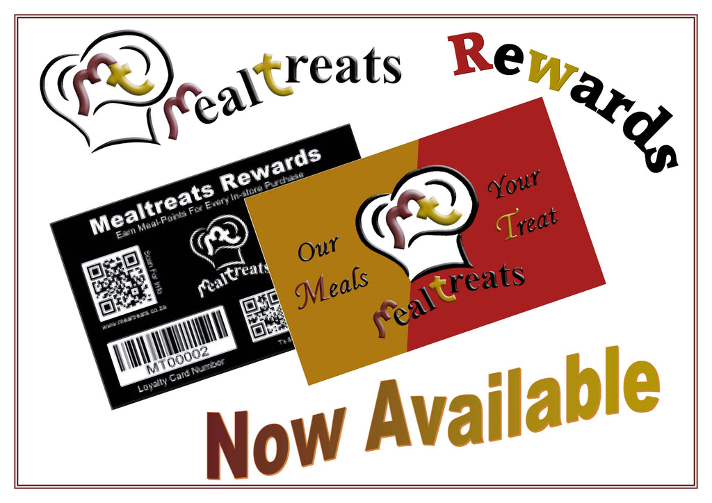 Mealtreats Rewards Now Available !!!