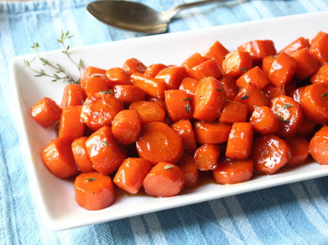 Sweet Carrot (Caramelized)