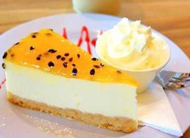 Granadilla Cheesecake