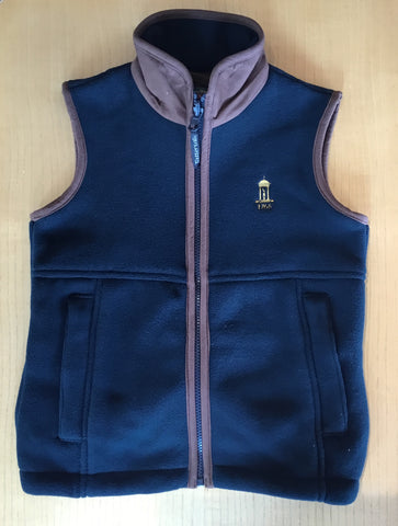 Children's Fleece Gilet