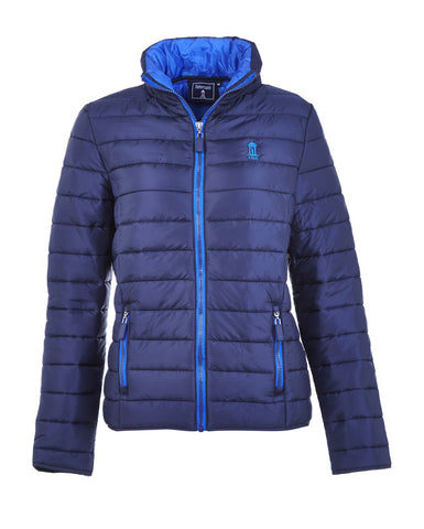 Ladies padded jacket, no hood