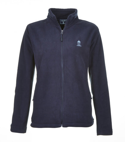 Ladies Zip Up Fleece