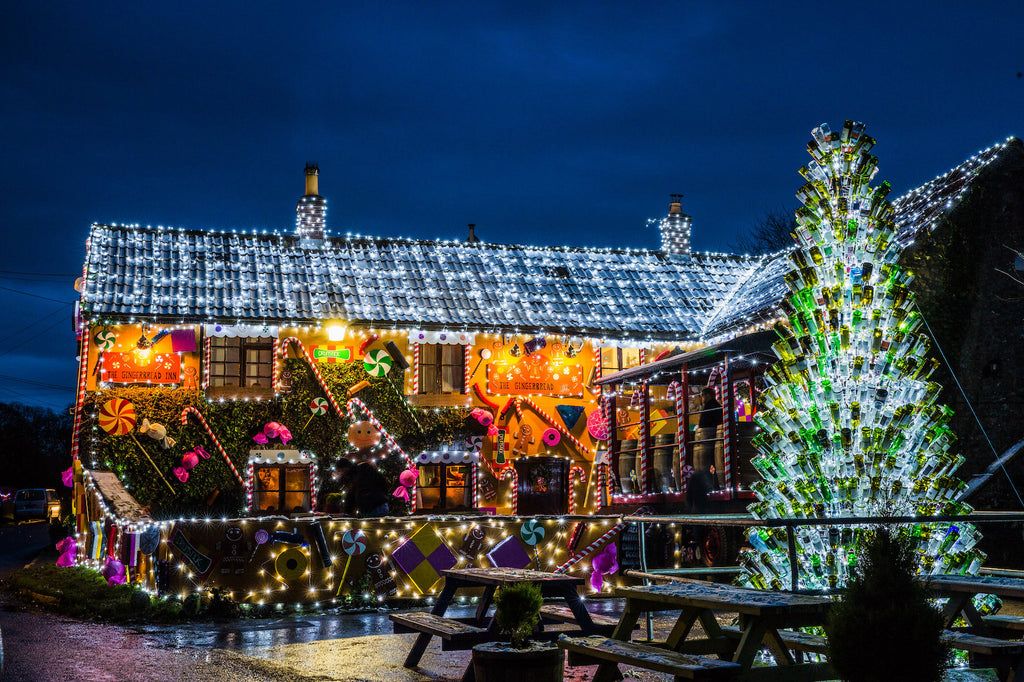5 of The Most Christmassy Pubs
