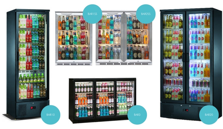 Clear Cool Bottle Coolers