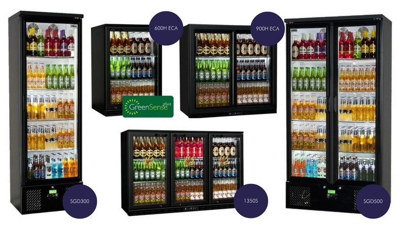 Green Sense Plus Bottle Coolers