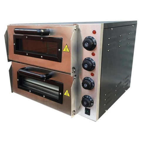 RENTAL Twin Deck Commercial Pizza Oven