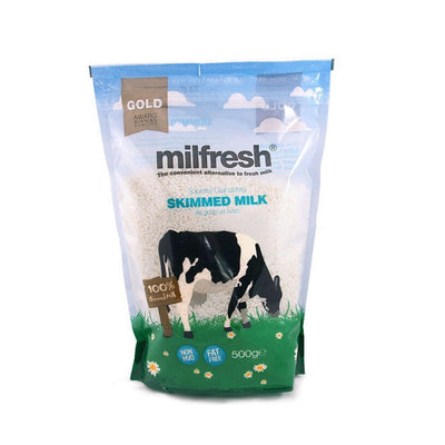 10 x 500g Milfresh Milk Powder - Clear Cool