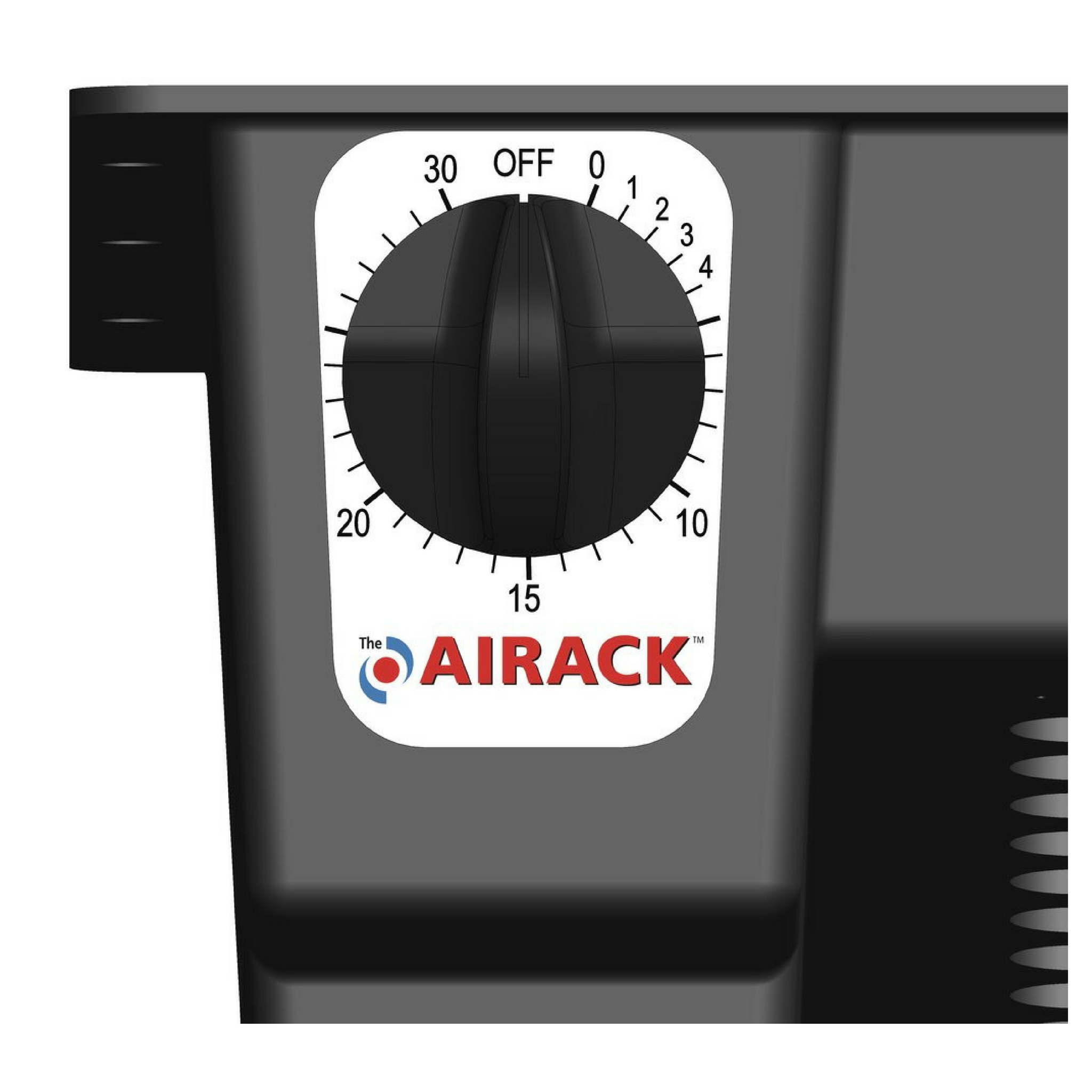 Airack Glass Dryer - Size 40 - Clear Cool