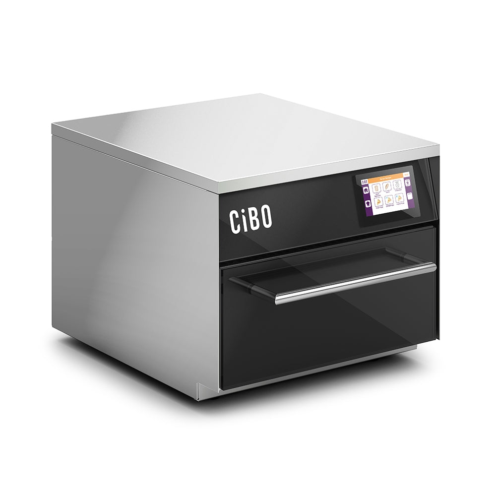 Black Metallic CIBO Oven - CIBO/B - Clear Cool