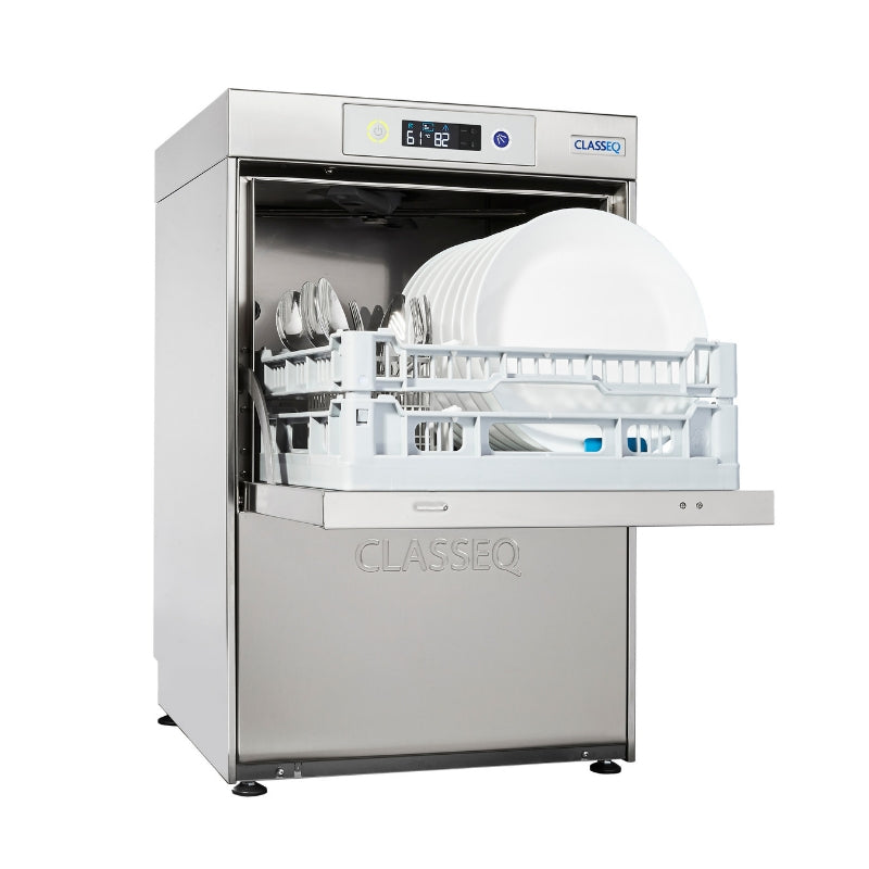 D400 DUOWS Classeq Dish Washer - Clear Cool