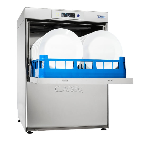 D500 DUO Classeq Dish Washer - Clear Cool