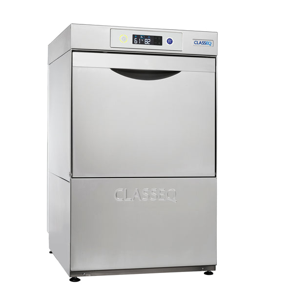 D400P Classeq Dish Washer With Drain Pump - Clear Cool