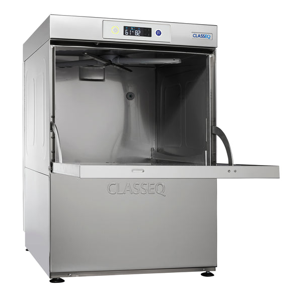 D500 Gravity Drain Classeq Dish Washer - Clear Cool