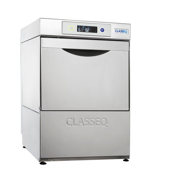 G350 Gravity Drain Classeq Glass Washer - Clear Cool