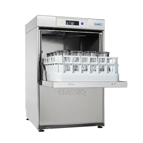 G400 DUO Classeq Glass Washer - Clear Cool