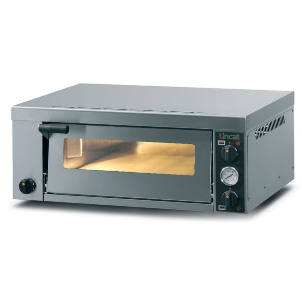 Premium Lincat PO425 Single Deck Commercial Pizza Oven - Clear Cool