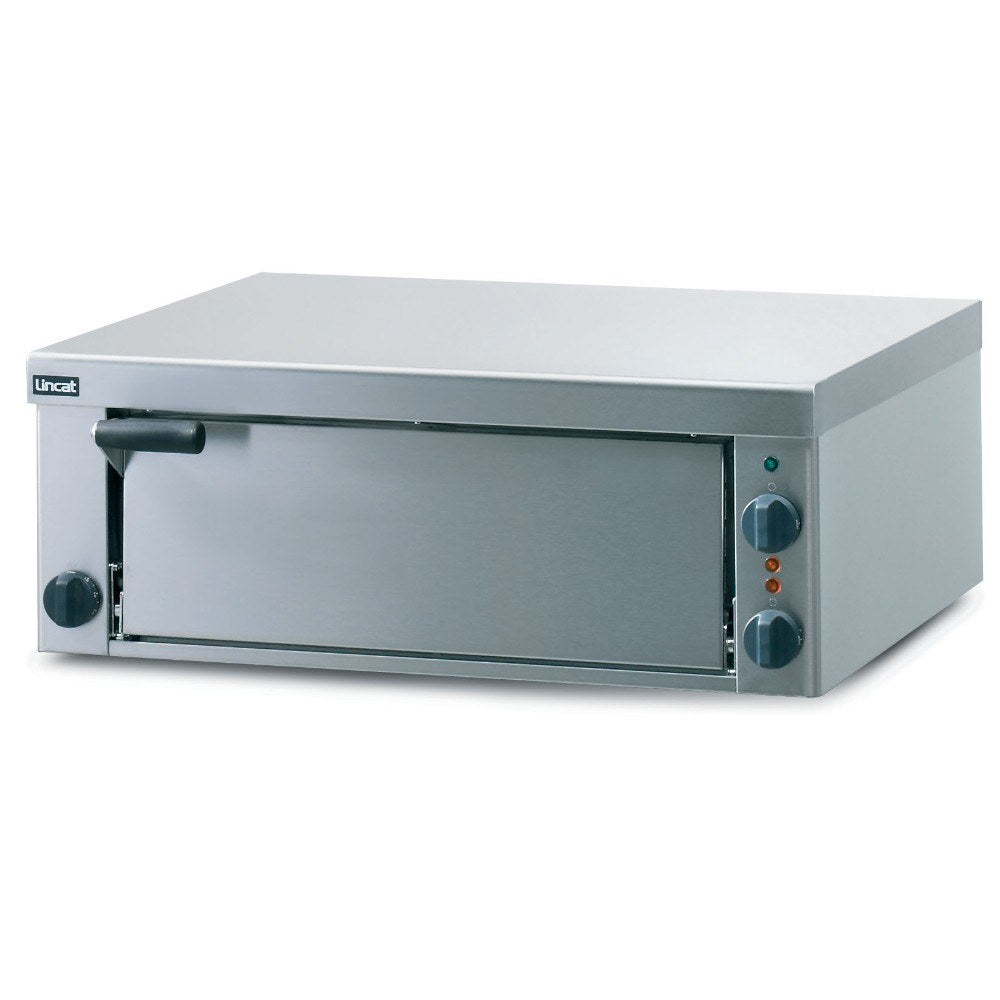 Standard Lincat PO49X Single Deck Commercial Pizza Oven - Clear Cool