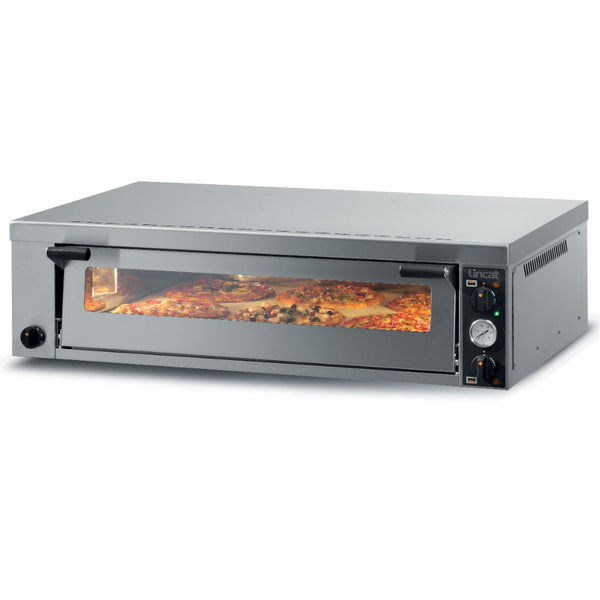 Premium Lincat PO630 Single Deck Commercial Pizza Oven - Clear Cool