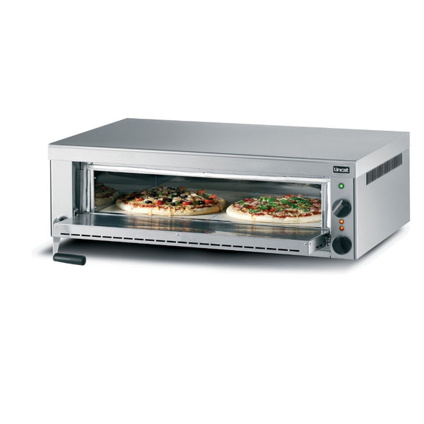 Standard Lincat PO69X Single Deck Commercial Pizza Oven - Clear Cool