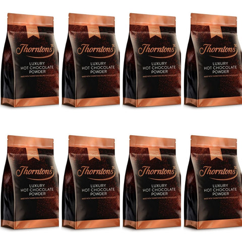 FREE SHIPPING Thorntons Hot Chocolate Powder - 2 Cases - Clear Cool